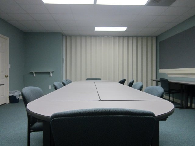 Main Discussion Room
